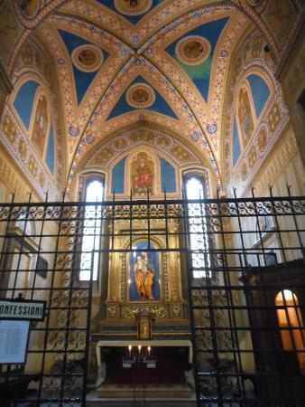 Cupola del Correggio con lAssunzione della Vergine ...