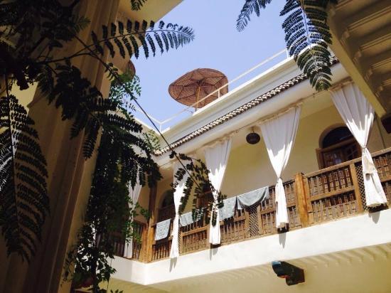 Riad le coq berbere: Camere primo piano