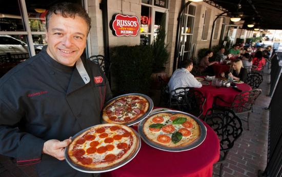 New York Pizzeria League City Menu