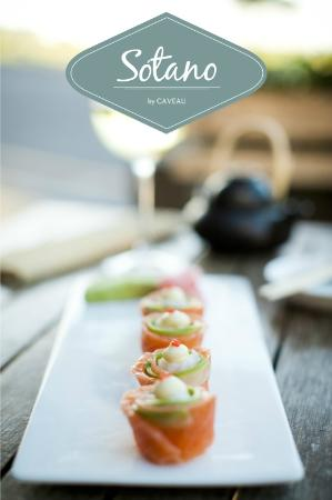 La Splendida: Restaurant