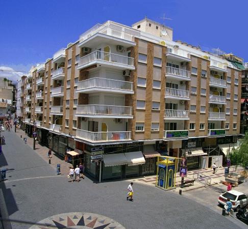 Apartamentos Avenida: fachada