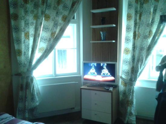 Malostranska Residence: Chambre