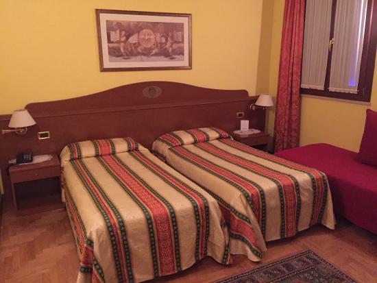 Antico Moro Hotel: Stanza doppia