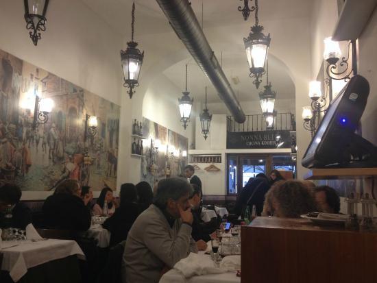 nonna betta sala nonna betta restaurant nonne betta cucina kosher style ghetto roma