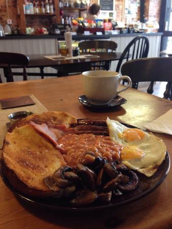 The Brook Coffee House: The Brook Breakfast yummmm