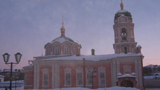 Ильинский женский монастырь