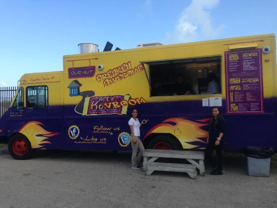 Al La Kebab: Al La Ke-Vroom is ready to serve at Hope Academy
