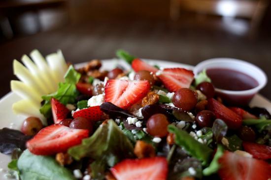 Copper Penny: Spring Mix Salad