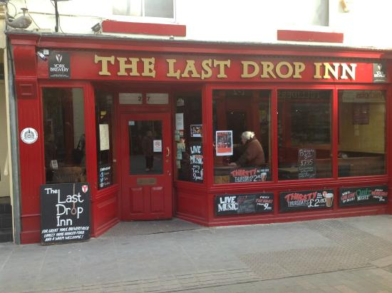 The Last Drop Inn: Street view