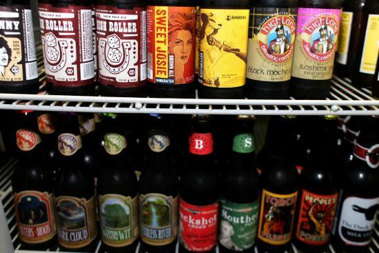 Copper Penny: A few North Carolina beers...