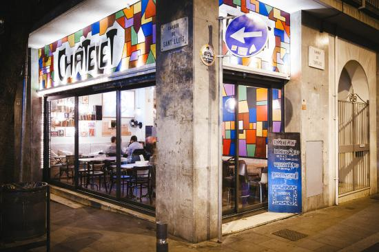 Châtelet Bar