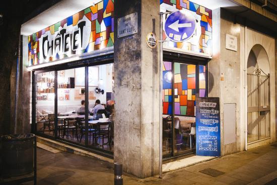 Chatelet Bar