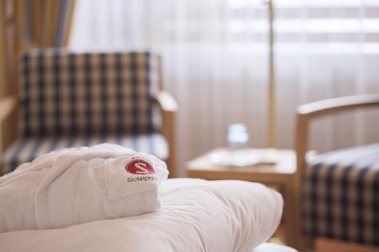 Sunstar Alpine Hotel Grindelwald: Superior Zimmer - Sunstar Hotel Grindelwald