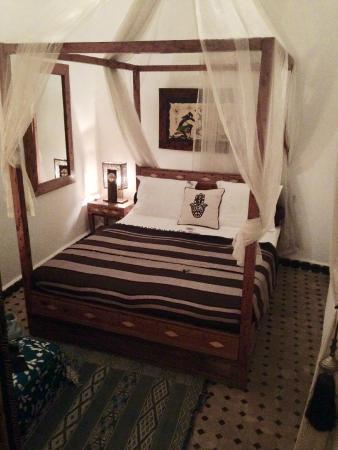 Riad Dar Najat: Double Room