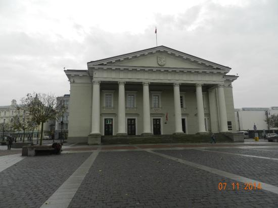 Town Hall (Rotuse): Ратуша.