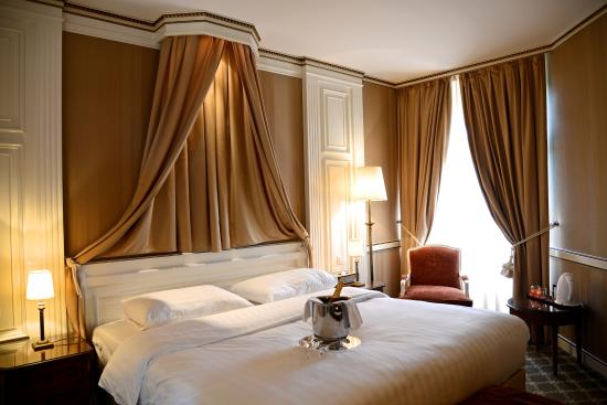 Carlton Lausanne Boutique Hotel : room