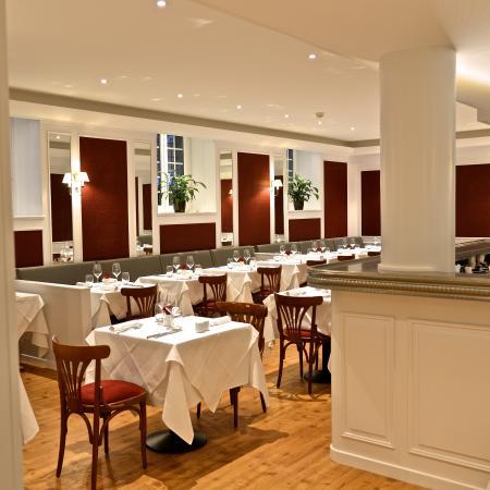 Carlton Lausanne Boutique Hotel : restaurant