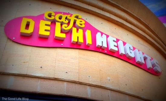 ‪Cafe Delhi Heights‬