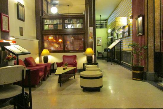 Atlanta Hotel: Lobby area