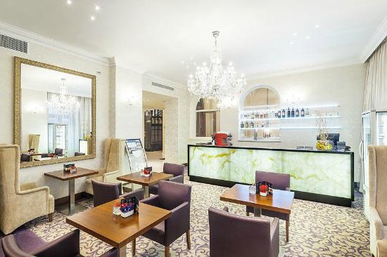 Hotel King David Prague: Cafe & Lobby bar