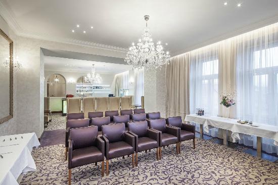 Hotel King David Prague: Meeting room