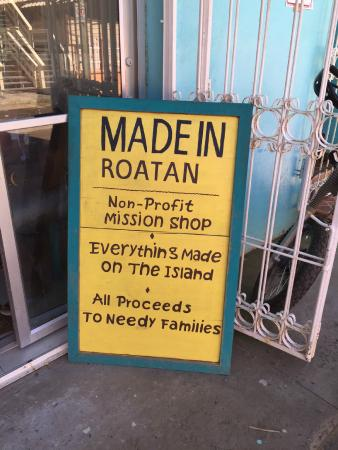 ‪Made in Roatan‬