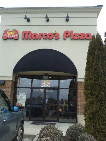 Marco's Pizza County Line