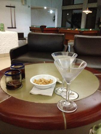 El Cid Castilla Beach Hotel : Lounge