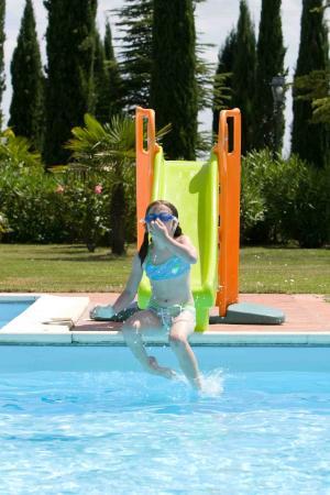Tenuta Moriano: piscina