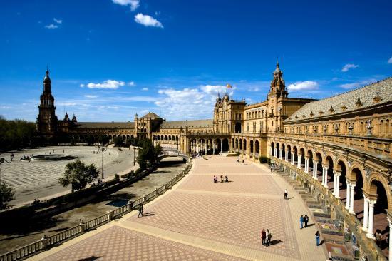 Julià Travel Costa Del Sol: Plaza de España - Sevilla