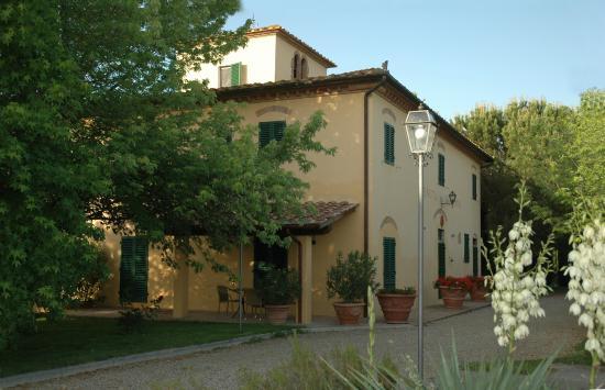 Montespertoli, Włochy: facciata