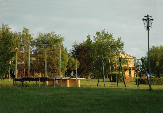 Montespertoli, Włochy: area giochi