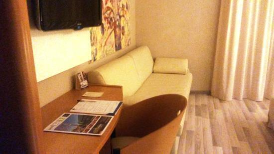 Ai Pini Park Hotel: Camera