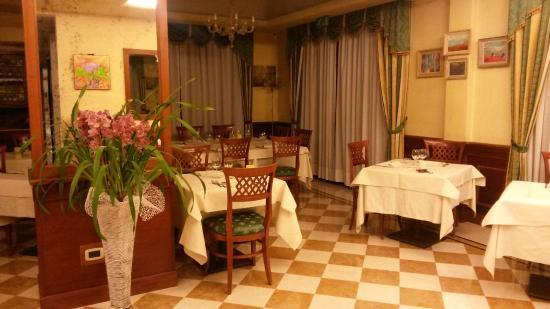 Ai Pini Park Hotel: ristorante