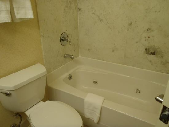 Country Inn & Suites By Carlson, Atlanta Northwest at SunTrust Park: Jetted Tub in Suite