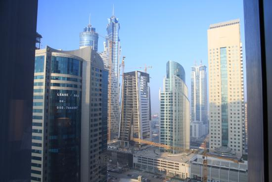 The Oberoi, Dubai: View from Room #1806