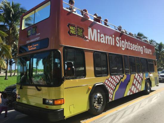 Half Price Tour Tickets - Miami Tours