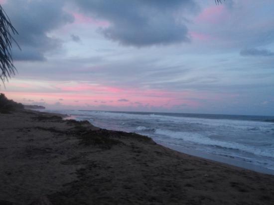 Brisas Doradas B&B: Sunrise at Brisas Doradas