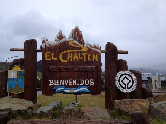 Posada Altas Cumbres : chalten diciembre 2014
