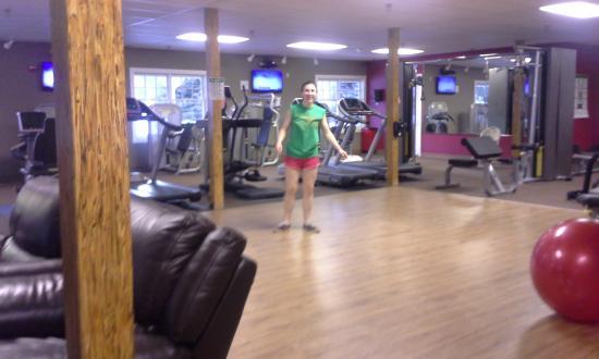 Snowflake Inn: Fitness Center