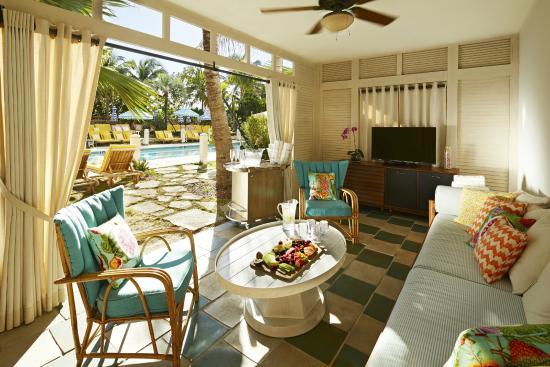 The Confidante Miami Beach Pool Bungalow