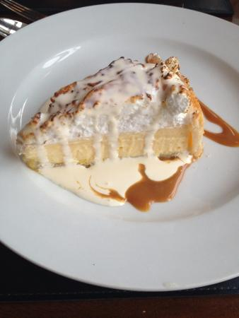 The Brook Inn: Fabulous GF Lemon Meringue Pie ��