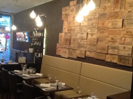 L envers mons restaurant reviews phone number photos