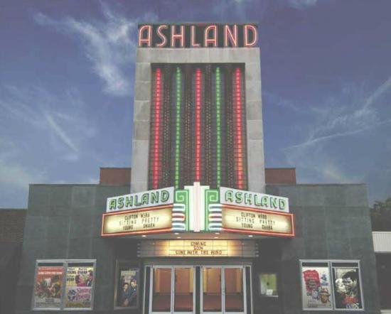 ‪‪Ashland‬, فيرجينيا: Ashland Theatre in all its glory‬
