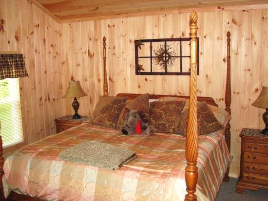 Lakeview Inn: Cabin
