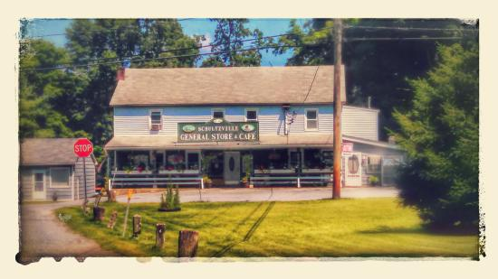 schultzville general store cafe rhinebeck restaurant reviews