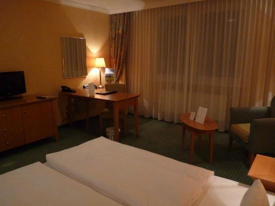Upstalsboom Hotel Friedrichshain: Zimmeransicht