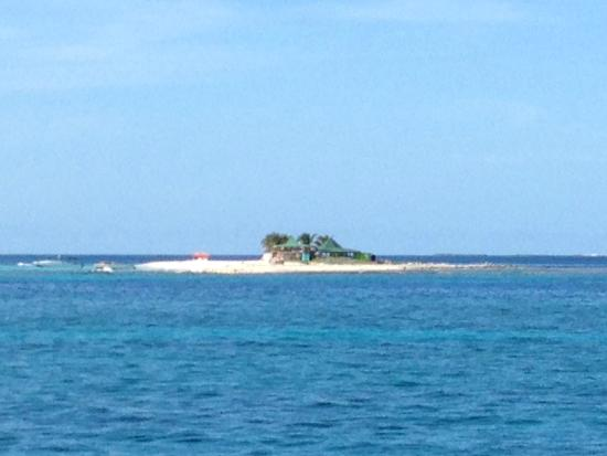 Elliott Charters: Sandy Island...