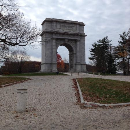 National Memorial Arch Picture Of Valley Forge National Historical Park Valley Forge