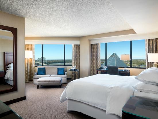 sheraton memphis downtown hotel 143 1 9 7 updated. Black Bedroom Furniture Sets. Home Design Ideas